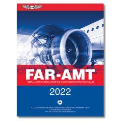 2022 FAR/AMT for Aviation Maintenance Technicians