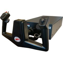 Redbird Flight Simulator Alloy Yoke