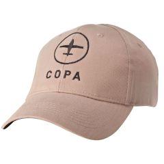 COPA Button-less Pilot's Hat