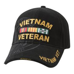 Vietnam Veteran Shadow Cap