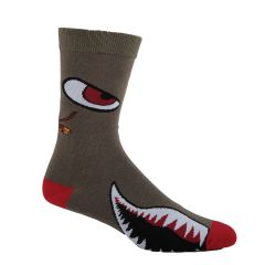 Flying Tigers Socks