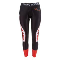 Ladies Flying Tigers Athletic Leggings