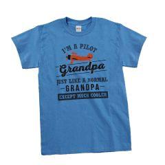 Pilot Grandpa T-Shirt