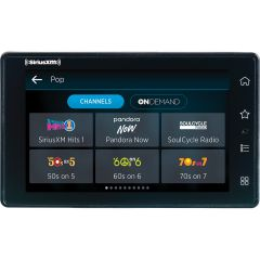 SiriusXM Tour Audio Receiver with Bluetooth
