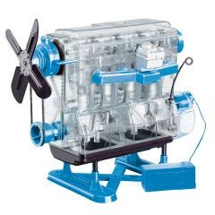 Smithsonian Combustion Engine Model Kit