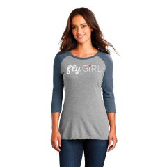 FlyGIRL 3/4-sleeve Shirt