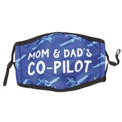 Mom and Dad's Co-Pilot Youth Mask