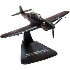 Boulton Paul Defiant Die-Cast Model