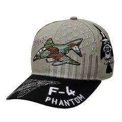 F-4 Phantom II Embroidered Cap