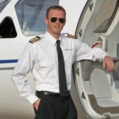 American Flyers Long Sleeve Pilot Shirt