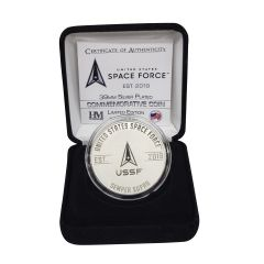 Limited Edition United States Space Force Mint Coin