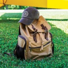 Flight Outfitters Bush Pilot Rucksack