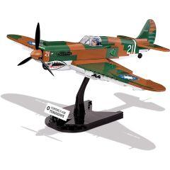Curtiss P-40E Warhawk Flying Tigers Block Model