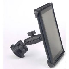 """RAM Suction Cup Mount Kit with Spring Loaded 10"""" iPad Cradle"""