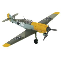 "Bf 109E-3 ""Star of Africa"" Die-Cast Model"