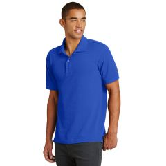 Eddie Bauer Cotton Pique Men's Polo Shirt