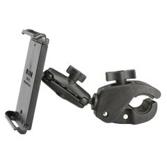 """RAM Large Claw Yoke Mount Kit with Spring Loaded 7"""" Tablet Cradle"""