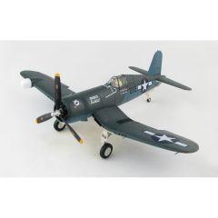 """F4U-2 Corsair """"Midnite Cocktail"""" Die-Cast Model"""
