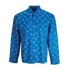 General Aviation Long Sleeved Button-Down Shirt