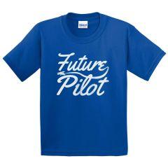 Future Pilot Toddler/Kids T-Shirt
