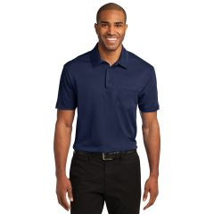 Streamlined Pocket Polo Shirt