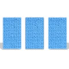 CleanWing Scrubber Kit Replacement Pads (3 Pack)