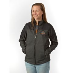 Flight Outfitters Full-Zip Women's Soft-Shell Jacket