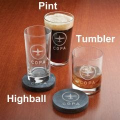 COPA Glassware (set of 4)