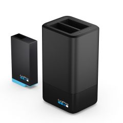 GoPro MAX Dual Battery Charger and Battery