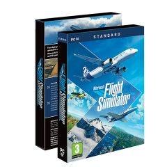 Microsoft Flight Simulator 2020 on DVD - Standard Edition
