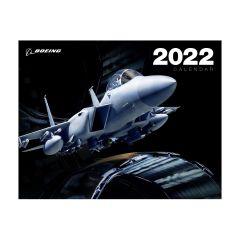 2022 Boeing Calendar