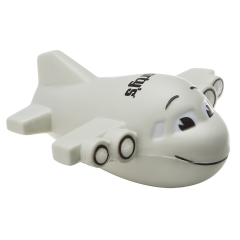 Squishy Airplane Stress Reliever