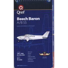 QRef Beechcraft Checklist (Full Version - Single-Engine)