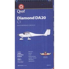 QRef Diamond Checklist  (Full Version - Single-Engine)