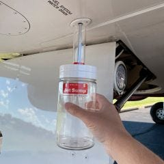 Jet Sump