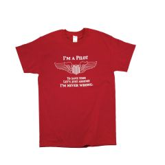 I'm Never Wrong T-Shirt