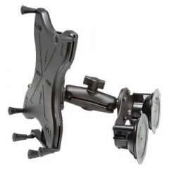 RAM 10 Tablet X-Grip Double Suction Cup Mount Kit