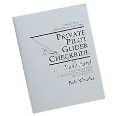 Private Pilot Glider Checkride