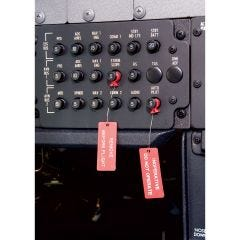 Remove Before Flight Circuit Breaker Lock