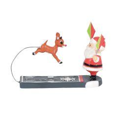 Nice Landing Rudolph!
