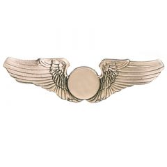Silver Wings (for Captain's Cap- 3 in.)