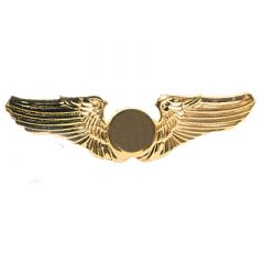 Gold Wings (for Captain's Cap- 3 in.)
