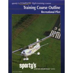 Sporty's Recreational Pilot Training Course Outline and Syllabus