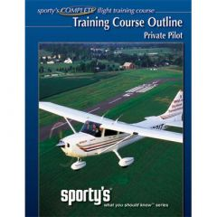 Sporty's Private Pilot Training Course Outline and Syllabus