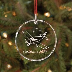 2020 Sporty's Christmas Ornament