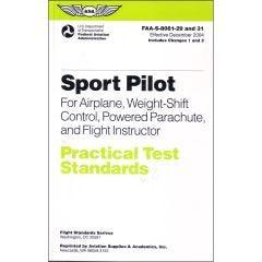Sport Pilot Practical Test Standards