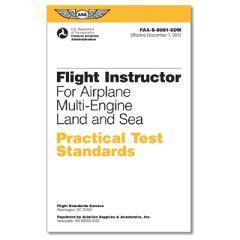 Flight Instructor Multi-Engine PTS