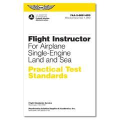 Flight Instructor Single-Engine PTS