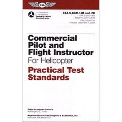 Commercial Pilot and Flight Instructor (Helicopter) PTS