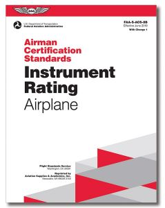 Instrument Rating Airman Certification Standards (ACS)